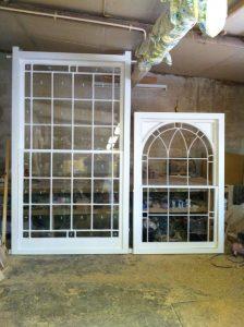Double glazed sash window replacement