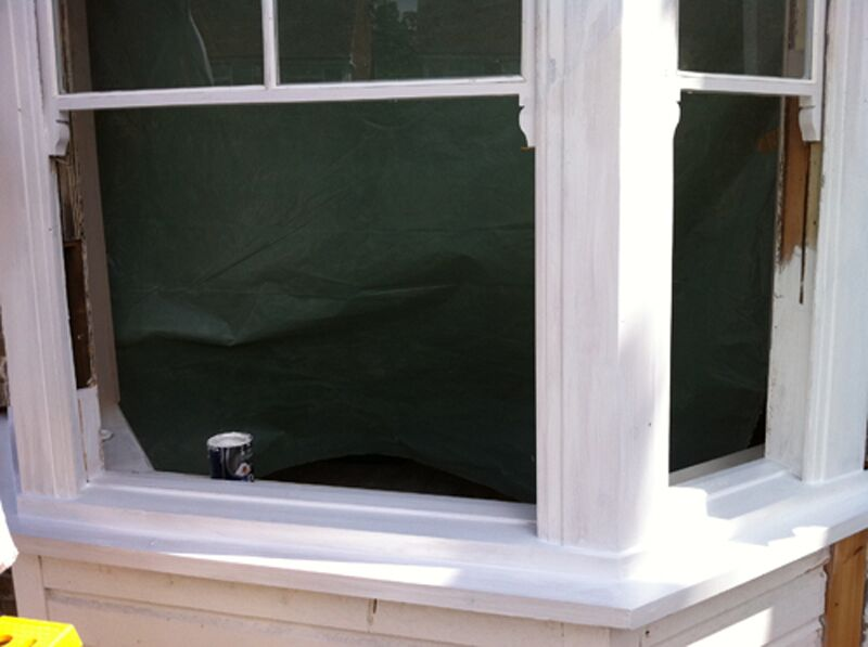 sash window repair listed building London