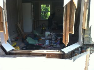 sash window repairs listed building conservation London