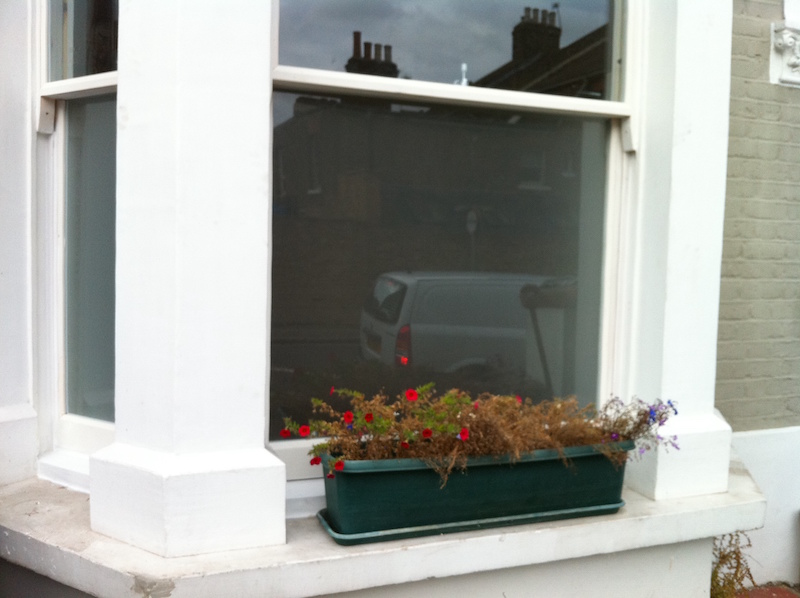Sash Window Double Glazing London
