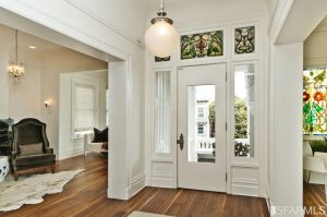energy efficient door upgrade