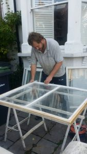 Sash window repair apprenticeship
