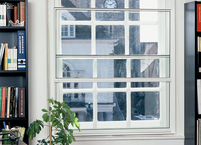 sash window double glazing options