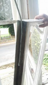 East Dulwich and Herne Hill sash window repairs and draught proofing