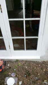 French door repairs completed in West Norwood - close by Forest Hill