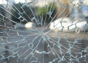 Laminate safety glass