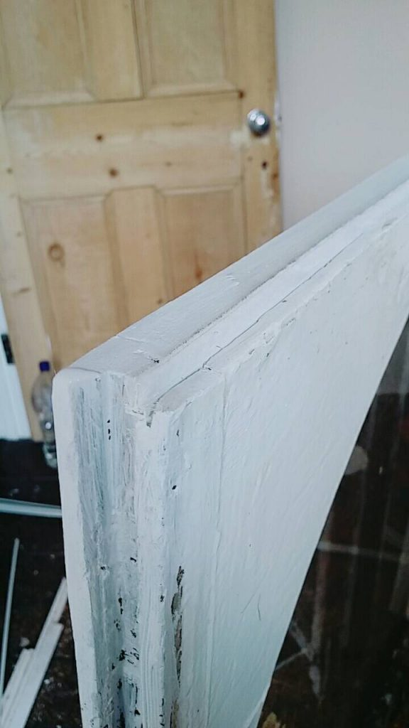 Sash window draught proofing Balham Tooting
