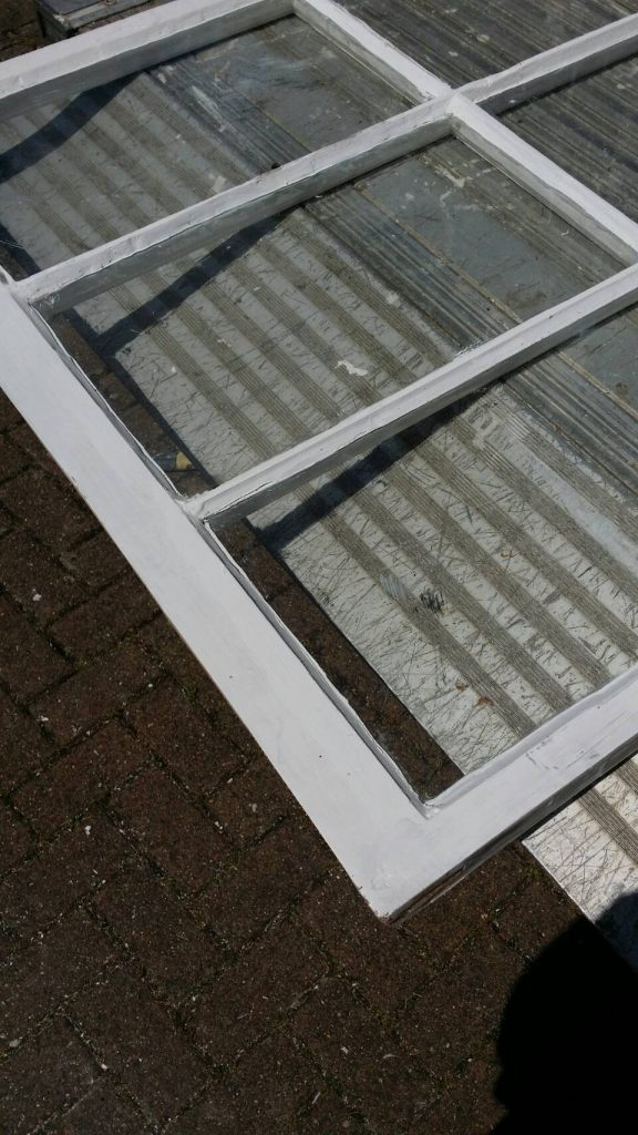 Sash window rail replacement Brixton Camberwell