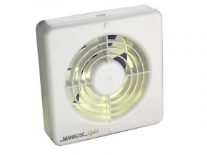 Extractor fan ideal for bathrooms and kitchens