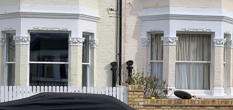 What will triple glazed sash windows do for noise reduction